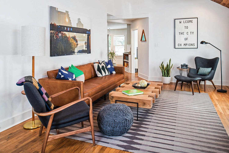 Mid Century Modern Living Room Interior Design 10 Top 10 Living Room Design